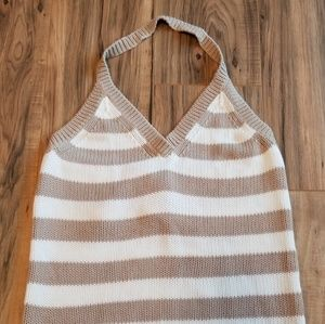 Old Navy Halter Sweater